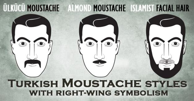 turkish moustache