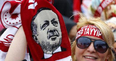 ترکی میں صدر ایردوان کی فتح